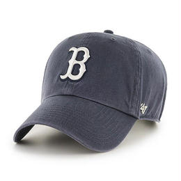 47Brand Boston Red Sox   CLEAN UP - Vintage Navy