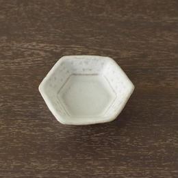 豆皿 六角/河上奈未