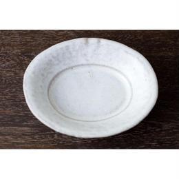 楕円 小皿 / 河上奈未