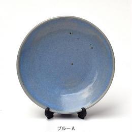 小皿 ブルー / 鴨下知美