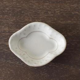 豆皿 花/河上奈未