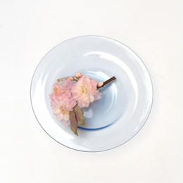 布花 ブローチ 八重桜 <A> / itoma × hacozen