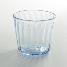 そばちょこ 縞/Rie Glass Garden
