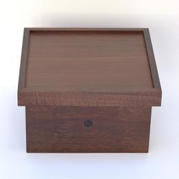 箱膳 小さいサイズ ウォルナット / hacozen
