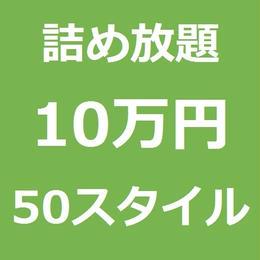 詰め放題10万円 50スタイル