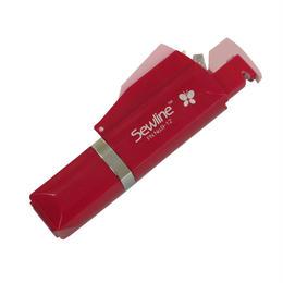 ソーライン 糸通し器 赤(細針用)針セット
