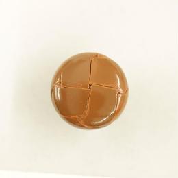 革ボタン(200-23-43) 23㎜  1個