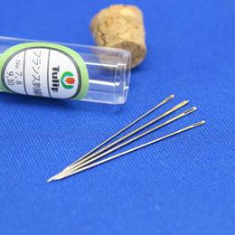 チューリップ 針ものがたり    フランス刺繍針 細番手アソート(No.7~No.10) 4種×2本入り