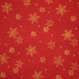 クリスマスプリント生地11840C 110cm×10㎝