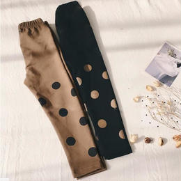 dot leggings