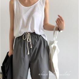 loose wide pants