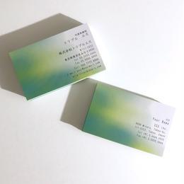 69d1_biz ビジネス名刺  英表記【100枚】