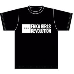 ENKA GIRLS REVOLUTION Tシャツ