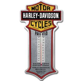 ハーレー バー&シールド 温度計