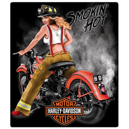 H-D® Smokin' Hot