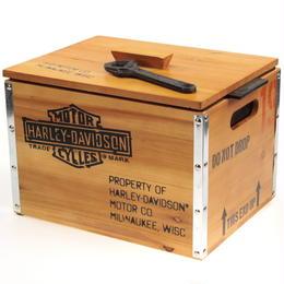 Harley-Davidson 1903 Crate Beer Cooler Gift Set