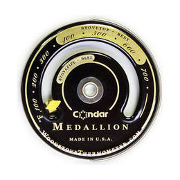 CONDAR MEDALLION 薪ストーブ温度計