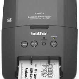 Brother ラベルプリンタ QL-710W 無線 LAN 対応