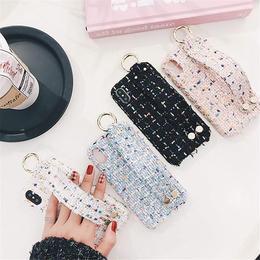 Tweed iphone case