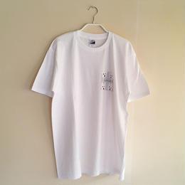 MensTシャツ   ウェスティポイントwhite