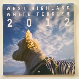 保存版ウェスティ・カレンダー2012