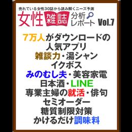 女性雑誌分析レポート Vol.7 2014年10月号