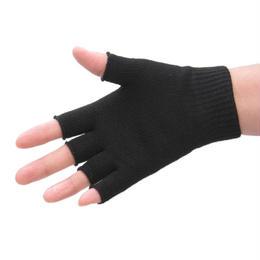 シルク指先フリー手袋