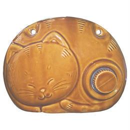 陶器製ねこ湯たんぽ単品