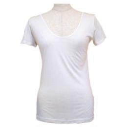 KB婦人用シルク半袖シャツ