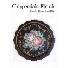 プリントアウト式 パケット;チッペンデール・フローラル; Chippendale Florals