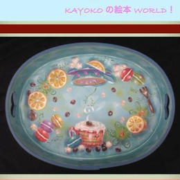 電子パケット ;U.RA.RA ;  Kayoko Hirano© を描く。