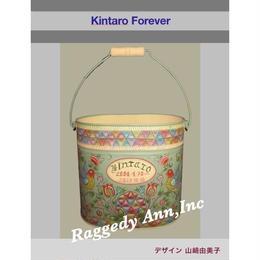 プリントアウト式パケット フラクターのスタイルで描く;Kintaro Forever;