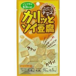 カリッとソイ豆腐チーズ味 12g×30入
