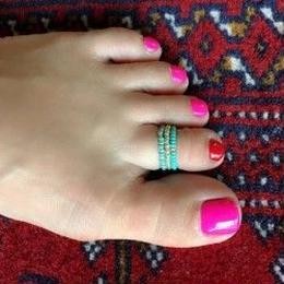 トゥーリング toe rings