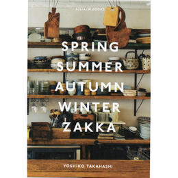 SPRING/SUMMER/AUTUMN/WINTER ZAKKA