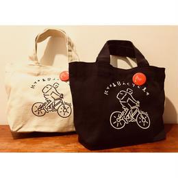 heeeunleeのKYOTOサイクリングミニトートバッグ