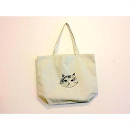 presskyの犬猫トートバッグ