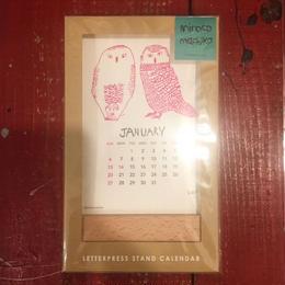 2019年 ミロコマチコ カレンダー / スタンド