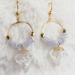 天然石ブルーレース diamond