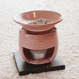 茶香炉 type A(ピンク)
