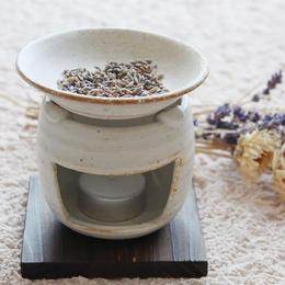 茶香炉 type A(ホワイト)