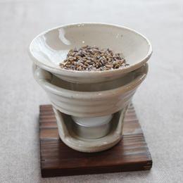 茶香炉 type B(白)