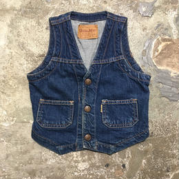 KIDS LITTLE JOHN DENIM VEST