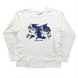 if you want cat sweat