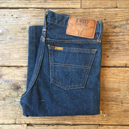 60s X-WEST CANTON  STRAIGHT DENIM