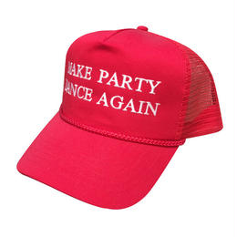 TILT MAKE PARTY DANCE AGAIN MESH CAP