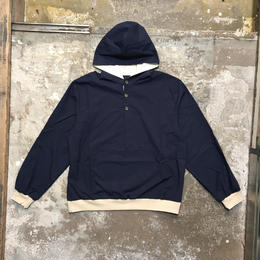 if you want xOUTPUT pull over hooded shirt jacket
