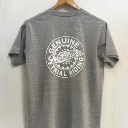 NO Five T-shirt gray