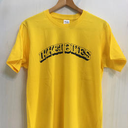 IKKEI BIKES T-SHIRT yellow