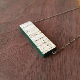 辻有希/urushi-haku necklace